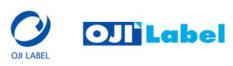 OJI LABEL logo